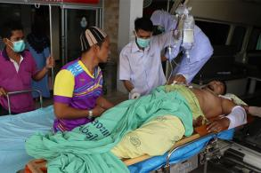 Village head badly hurt in Narathiwat attack