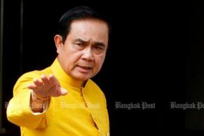 Poll: Majority see Prayut as