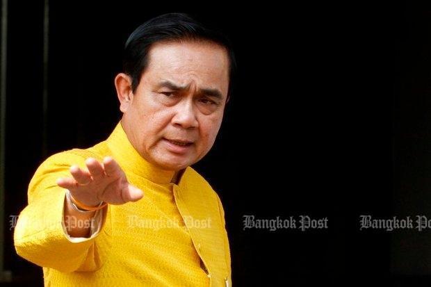 """Poll: Majority see Prayut as """"a good PM""""   Bangkok Post: news"""