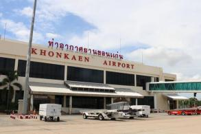 Funding allocated to expand Khon Kaen, Krabi airports
