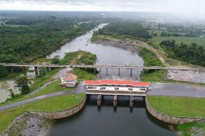 Kalasin dam to sharply decrease water discharge