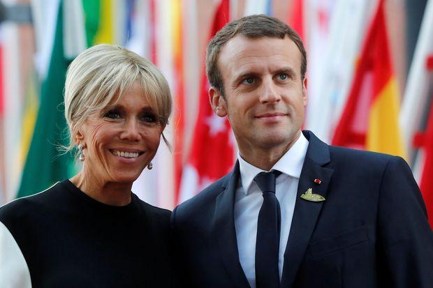 France ditches plans to give Macron's wife paid role | Bangkok Post: news