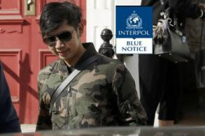 Interpol alert out for Vorayuth