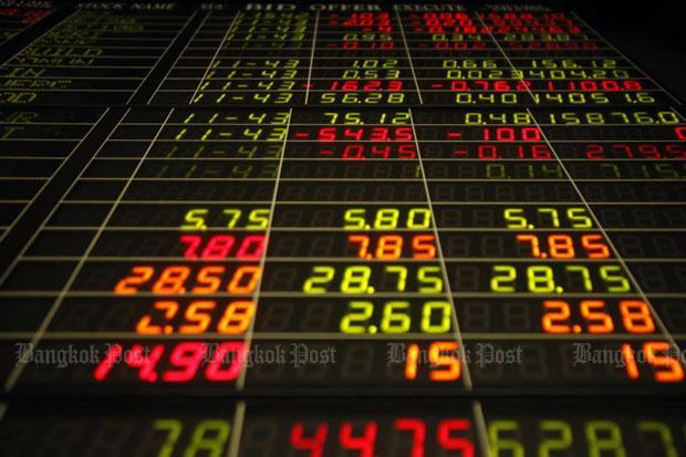 SET up 3.57 to 1,573.19 points   Bangkok Post: business