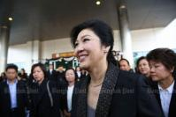 Yingluck ready for ruling day