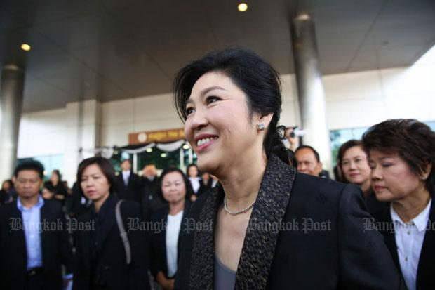 Thai court to rule on Yingluck's rice subsidy case