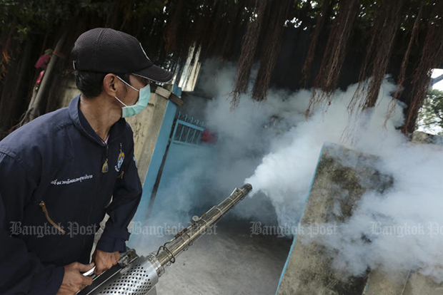 Inoculation against dengue fever urged