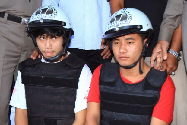 Koh Tao pair face 2-week appeal wait