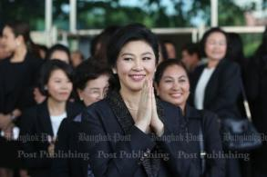Yingluck ready for Friday's court ruling
