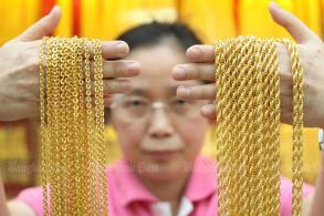 Gold prices stable at B20,250
