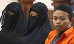 7.5 yrs jail for female would-be suicide bomber