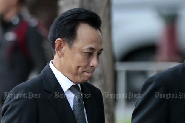 Boonsong urged to expose 'plotter'