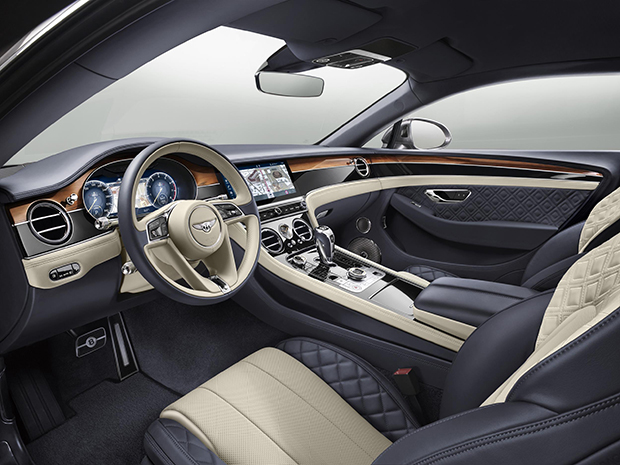 Bentley Continental GT revealed, to be shown at 2017 Frankfurt Motor Show
