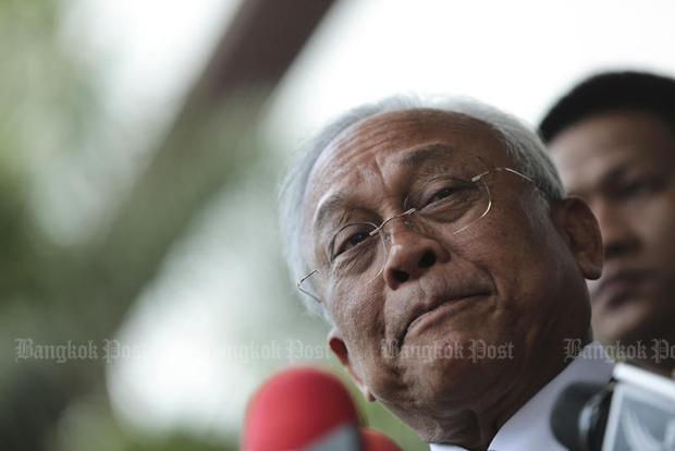 Suthep: Prayut best man to lead nation