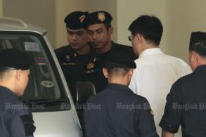 Sorrayuth's first night in prison passed quietly