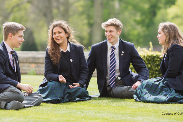 British Boarding Schools Exhibition 2017 - 'On the path to a great future'