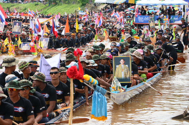 Century-old boat races begin