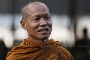 Monk kicks up stink over Buddhism office chief