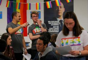 Australian court dismisses challenge to gay marriage survey
