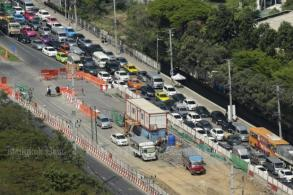 New rail to snarl traffic