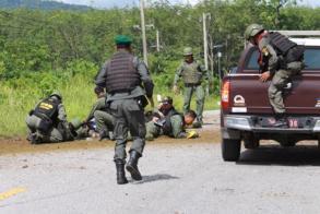 Three bombs in Yala, one dead, 18 injured