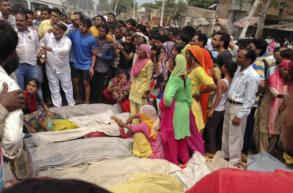 At least 19 drown when boat capsizes in northern India