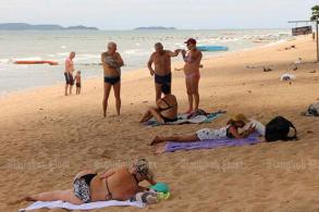 TAT: Tourists flocking to Pattaya, outlook is good