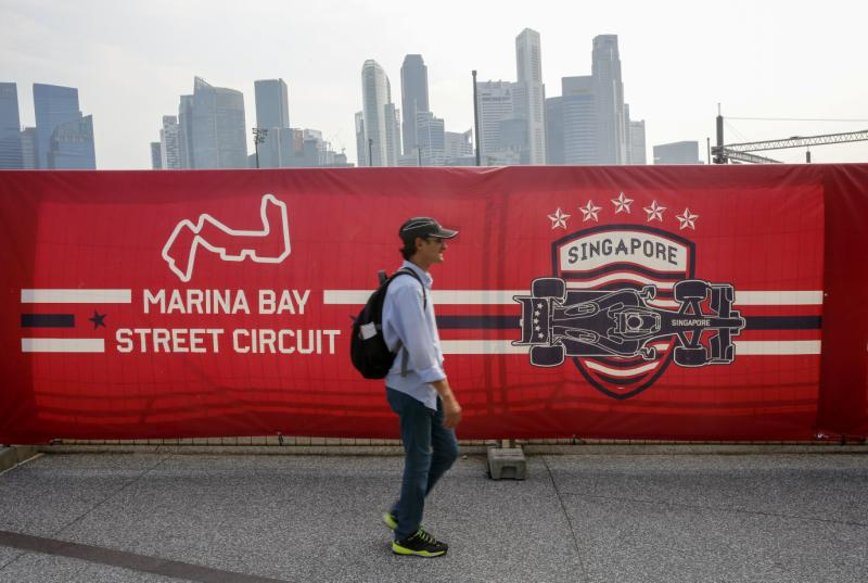 Singapore Grand Prix faces threat from Thailand, China