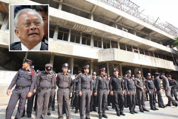 Fury as Suthep to advise on police reform