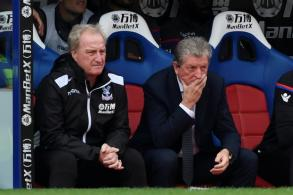 Crystal Palace blanked again