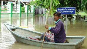 Phichit on alert for northern run-off