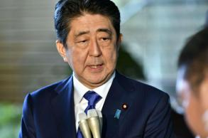 Japan PM Abe eyes snap election in October