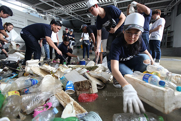 Chao Phraya clean-up