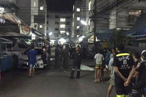 Man stabbed to death in attack at Bangkok housing estate