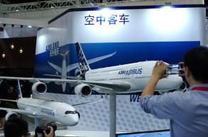 Airbus opens China A330 plant amid market push