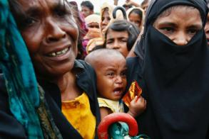 US to give $32M for Myanmar's Rohingya refugees