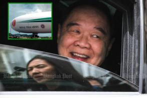 Army ready for blimp investigations, Prawit says