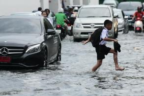Storms forecast for South, more rain in Bangkok