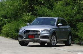 Audi Q5 35 TDI (2017) review