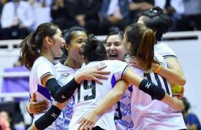 Volleyball women win place in World Championships