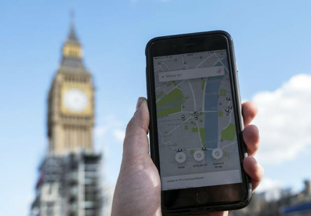 Uber regroups after London 'Lyft' for rival