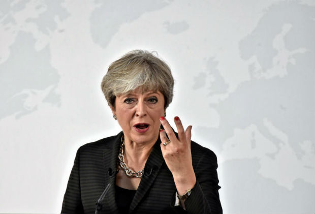 Not so fast, Theresa: EU seeks divorce terms to stay friends