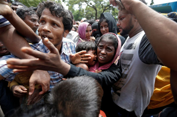 UN: Global community must step up Rohingya aid