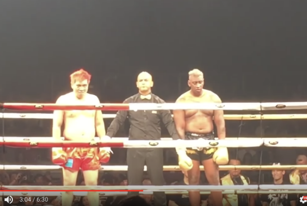 Bodybuilder dies after celebrity Muay Thai match in Singapore