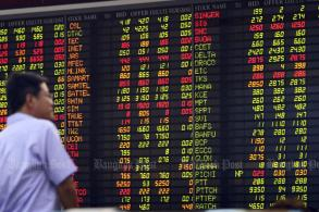 SET rises 5.95 to 1,665.00 at midday