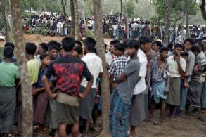 UN seeks more aid, Myanmar finds more bodies