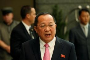 North Korea minister: 'This means war'