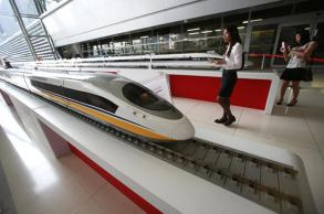 Thai-Sino rail work to start in November
