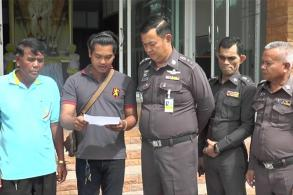 Buri Ram man says B12m winning  lottery tickets stolen