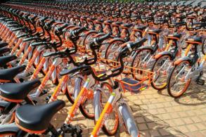 Bike-sharing takes off among youths in major Asian cities
